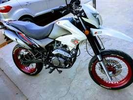 Zanella ZR ( Honda Yamaha Skua )