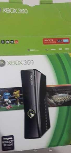 Xbox 360 como nuevo un control disco duro juegos