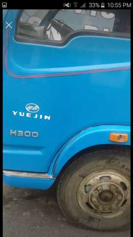 camion yuejin