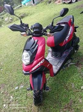 Moto AKT Dinamic pro 2017