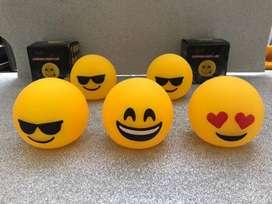 lamparas emoji led ( 8cm )