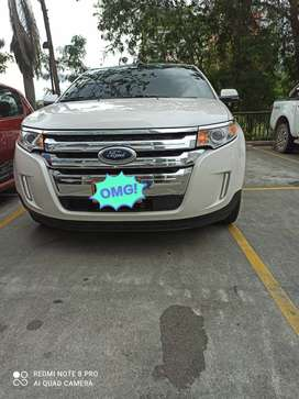 Se vende hermosa camioneta full equipo Ford Edge