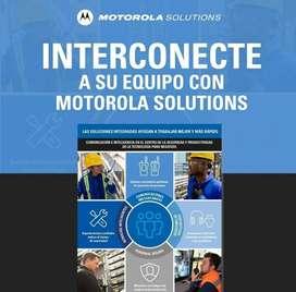 Radio portátil Motorola De450
