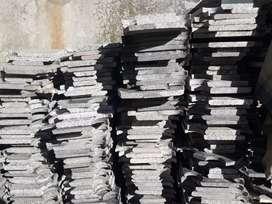 Retazos de granitos naturales