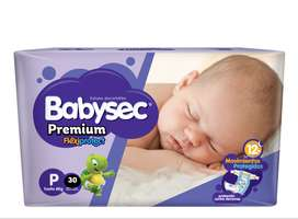 Pañales, toallitas, algodon, oleo, todo para tu bebe!