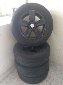 Juego de Rines Chevrolet Tracker O Cruze