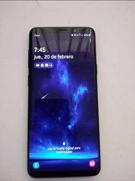 Vendo samsung S9 +  a 1300 soles