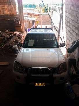 Vendo camioneta Great wall socool 4x4 del 2007 en buen estado