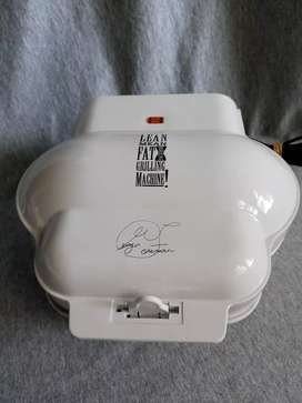 Mini parrilla electrica. Q175 marca George Foreman