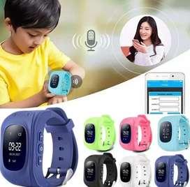 Gps reloj celular smartwatch localizador rastreador sms llamada automatica