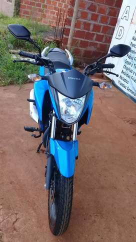 Honda cb125cc twister