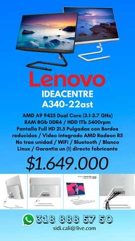 Lenovo AIO IDEACENTRE A340-22ast