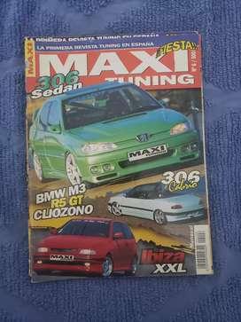 Vendo 7 revistas maxituning