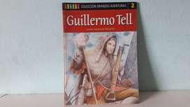 Art 328 Libro Guillermo Tell Leyenda Genios Colección Grandes Aventuras 2