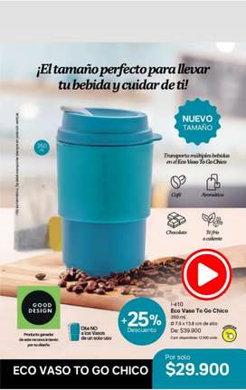 Nuevo Eco vaso To Go Chico