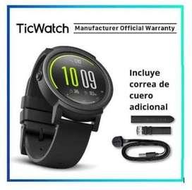 Ganga Reloj Inteligente Ticwatch E Nuevo!!