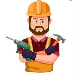 Todo lo relacionado en construcción y remodelaciones