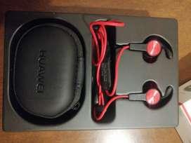 Audífonos Bluetooth Huawei magnéticos
