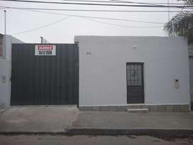 Alquilo  local comercial (9,0x5,0) con  departamento y cocheras, Ubicación Mate de Luna 310 Capital