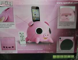 SPEAKER PIG