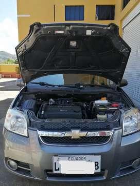 Chevrolet aveo emotion GLS 2014 1.6 Full con A/C