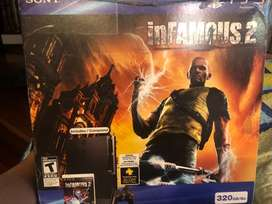 PlayStation 3 con 2 controles inalambricos  320gb