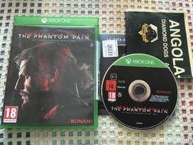 Metal Gear Solid 5 Phantom Pain Xbox One Fisico Promocion Negociable