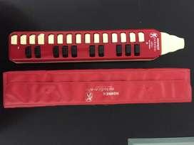 Flauta Melódica Alto Hohner Made In Germany / Estuche Orig.