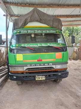Se vende camión canter con papeles en regla