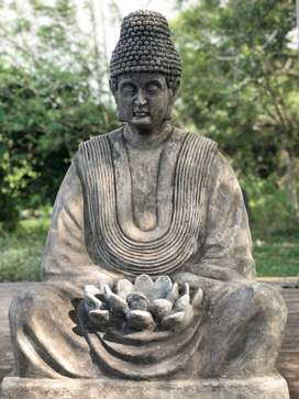Escultura Buda (Pieza exclusiva)