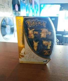 Pikachu 20 aniversario
