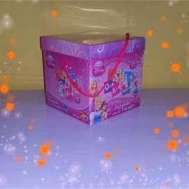 Caja Disney Princesa  Jugando Con Las Vocales