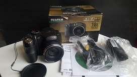 Camara Fujifilm finepix S2950 Casi nueva—camara semiprofesional