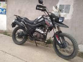 Moto xterra250