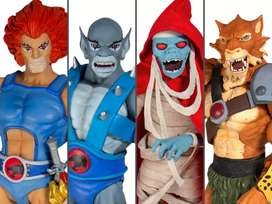 ULTIMATES THUNDERCATS - WAVE 1.
