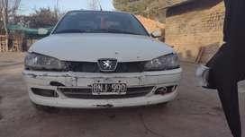 Vendo Peugeot 306 año 2000 18 16 válvulas