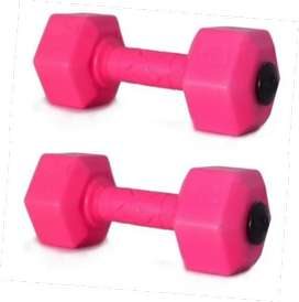 Pesas Mancuernas Gym Un Par De 1kg Cada Una