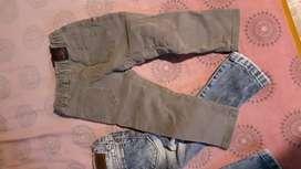 Pantalón de bebe