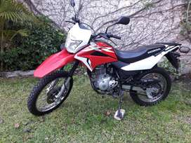 HONDA XR 150 2019