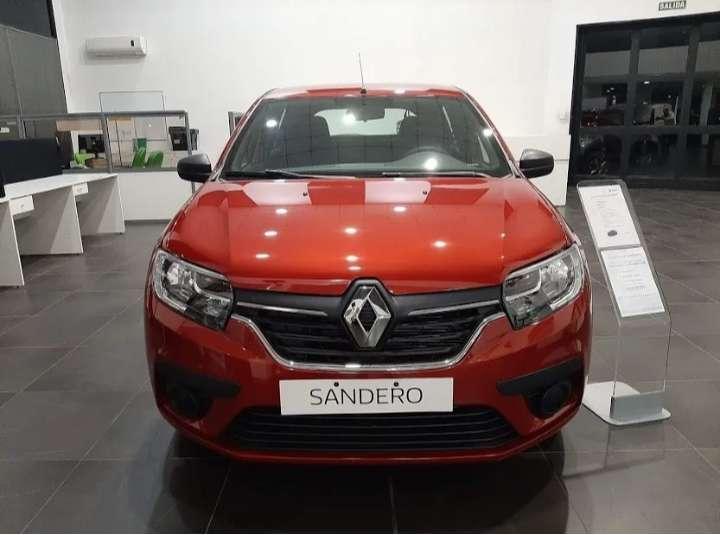 Renault Sandero Life 1.6 0