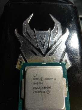 Procesador Intel Core I5 6600 6ta Gen