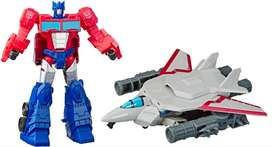 Optimus Prime Transformers Cyberverse Power Of The Stasrk