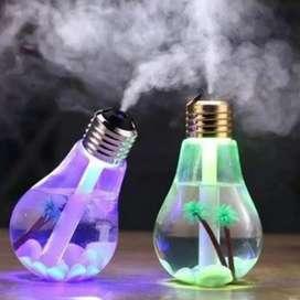 Humidificador de aire USB, difusor de esencias, lámpara decorativa