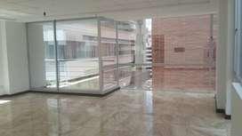 Arriendo República de El Salvador oficina 60m linda vista  incluye condominio