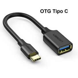 OTG Tipo C Cable Usb
