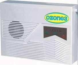 El Original Generador De Ozono Ozonizador Ionizador Purificador de Aire y de agua Control Remoto Ozone 3