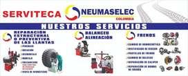 SERVITECA NEUMASELEC COLOMBIA