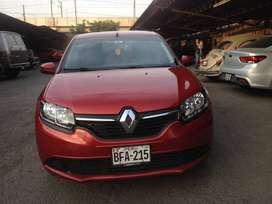 Se vende Renault Logan 2018 Gasolina/GLP - Mecanico