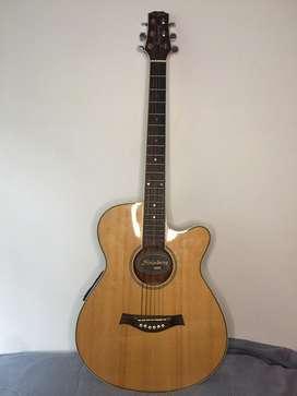 Guitarra electroacústica Strinberg