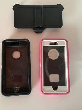 Estuches  para iphone 6 plus